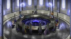 Reunión de Zeref con los Spriggan 12