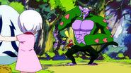 Natsu Punching The Gorian
