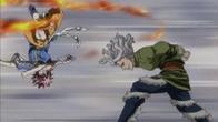 Natsu vs Zero