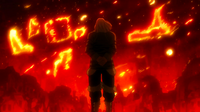 Zero's love for destruction