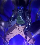 Modo Dragón de Hierro de las Sombras