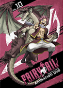 Fairy Tail S2 Vol. 10