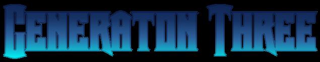 Generation Three Logo