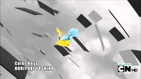 Pokemon Black and White Theme Song HD
