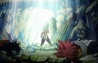 Sting se declara el vencedor anime