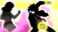 Leo fights Aries
