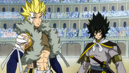 Sting and Rogue's Dragon Force