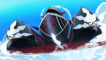 Дирижабль Сердце Гримуара