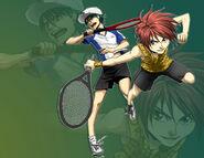 Ryoma and Kentarou