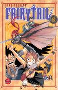 Fairy Tail Band 8 deutsch