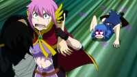 Episode 116 - Juvia chasing Meredy