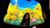 Episode 121 - Gildarts and Cana hug
