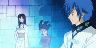 Jellal po raz pierwszy w anime
