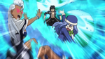Juvia's Water Claw