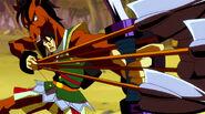 Sagittarius archery skills