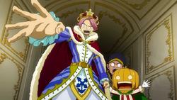 Natsu the Fiore King