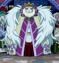 Shagotte as the Queen of Extalia