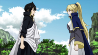 Anna and Zeref meet up
