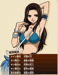 Cana's render in GKD