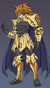 Eclipse Leo full body