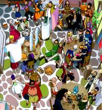 Fiesta en Fairy Tail - Saga X791