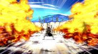 Natsu Attack Yuka and Toby