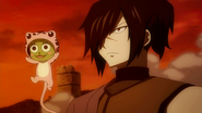Rogue and Frosch appear at Tartaros
