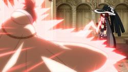 Irene ataca a Hisui