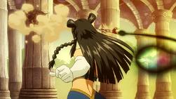 Minerva se Divierte con Erza