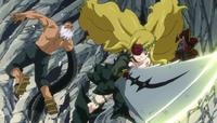 Imitatia attacks Elfman