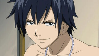 Gray fullbuster fairy tail anime manga picture image フェアリーテイル