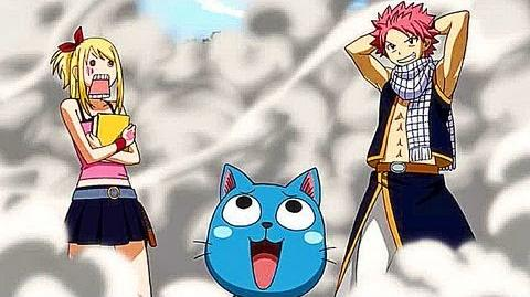 Fairy Tail - 4 - Dear Kaby