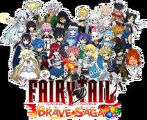 Fairy Tail Brave Saga Header