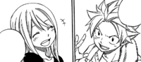 Natsu and Lucy's Good Times