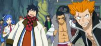 The Group Shocked to See the Exceeds
