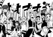 Fairy Tail Cry of Victory