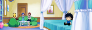 Juvia's room