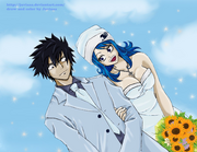 Gray x juvia 5 the wedding of ice and water by juviaaa-d50jsv7
