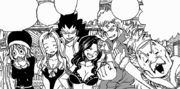 Fairy Tail B Penalty Game