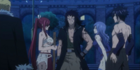 Team Fairy Tail After the Grand Magic Games