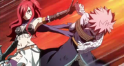 Erza as knightwalker