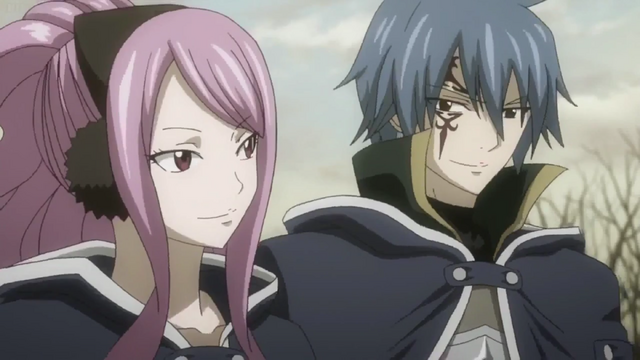 Image - Jellal and Meredy smile.png   Fairy Tail Couples ...