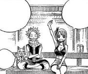 Natsu-and-Lucy-Want-to-Learn-Transformation-Magic