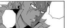 Laxus being protective