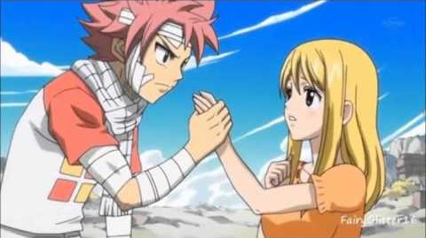 Fairy-Tail NaLu Moments-1