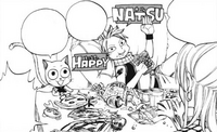 Natsu-and-Happy-Invade-Lucy's-Home-Again
