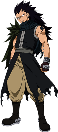 Gajeel Redfox Grand Magic Games Outfit