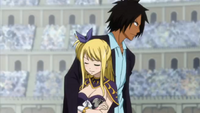 Ren and lucy