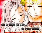 Mirajane x laxus fairy tail by abnusilaw07-d5a9fad