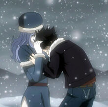 Gruvia | Fairy Tail Couples Wiki | FANDOM powered by Wikia